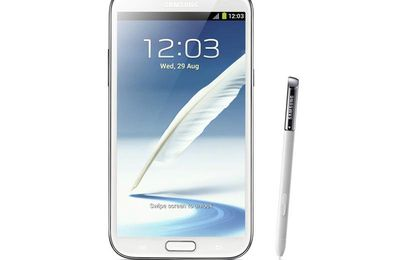 Top-produkt: Samsung Galaxy Note 2