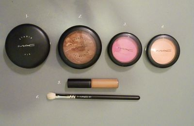 Mac cosmetique addict