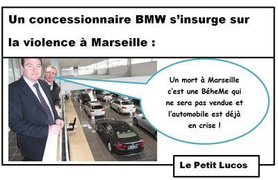 Encore un meutre à Marseille !
