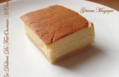 Gâteau Magique ♥