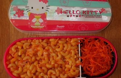 "Bento ""coquillettes"""