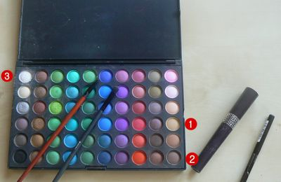 Ready for school ~ Make Up 2