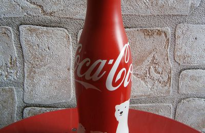 Bouteille Ours Coca-Cola