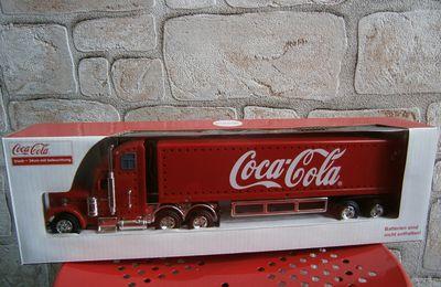 Truck Coca-Cola
