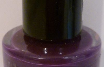 Swatch Vernis Violet claire's