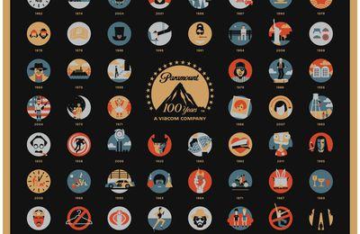 Paramount fête ses 100 ans