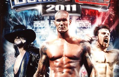 Wwe smackdown vs raw 2011 (fr)-(pal) Wii