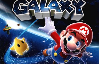 Super mario galaxy (fr)-(pal) Wii