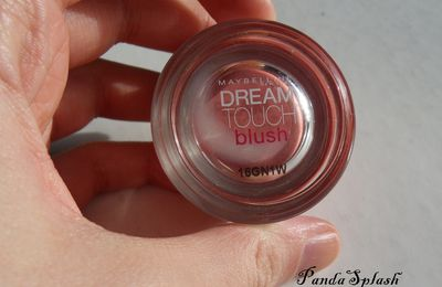 Dream touch blush-Maybelline