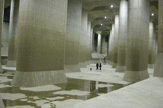 Una Catedral bajo tierra