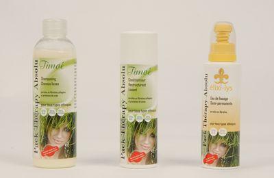 Les cosmétiques capillaires made in France et naturels
