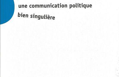 Ouvrages collectifs sur la communication politique des présidentielles publiés sous l'égide du Ceccopop :