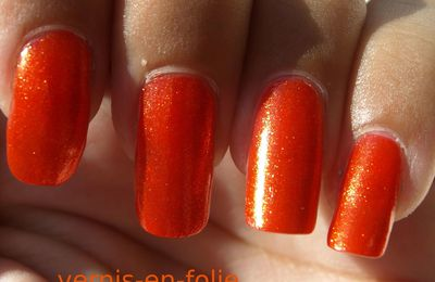china glaze - riveting