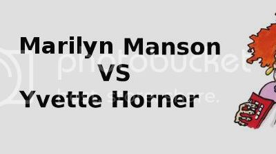 Grand débat - Marilyn Manson VS Yvette Horner
