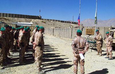 L'Armée tchèque participera au renforcement de l'OTAN en Afghanistan