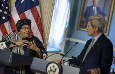 """Ebola: l'épidémie """"n'est pas terminée"""" au Liberia, prévient Kerry"""