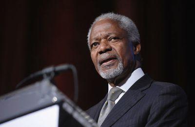Kofi Annan: «Pour un leadership citoyen!