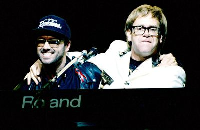 Hear Elton John Reveal His Favorite George Michael Song