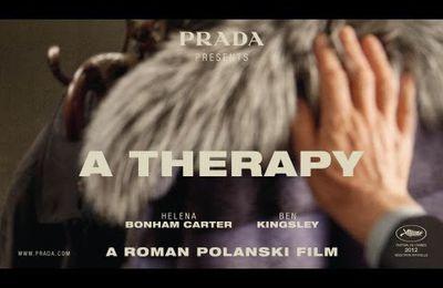 """""""A Therapy"""" par Roman Polanski pour Prada"""