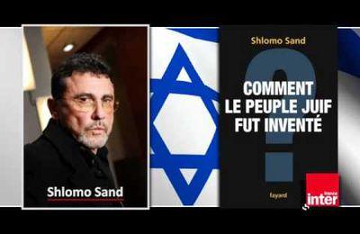Schlomo Sand: Comment le peuple juif fut inventé, A découvrir! VIDEO