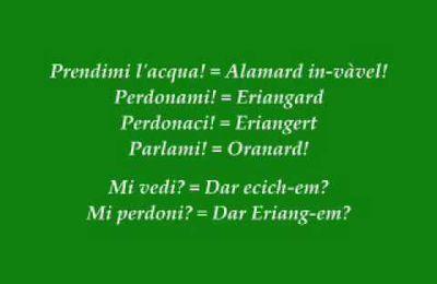 Lezione 6 linguaggio Aisnar