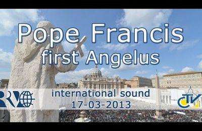 ANGELUS DOMINI 17-03-2013