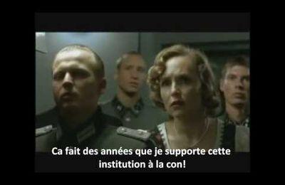 Réunion d'urgence à l'Elysée qui veut traiter le probleme des gendarmes