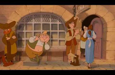 [Musique] Disney, Beauty and the Beast, Bonjour