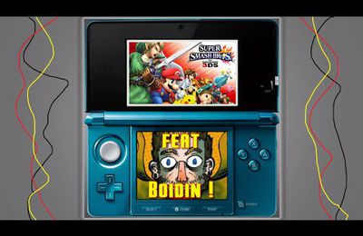 Smash Bros 3DS feat Boidin
