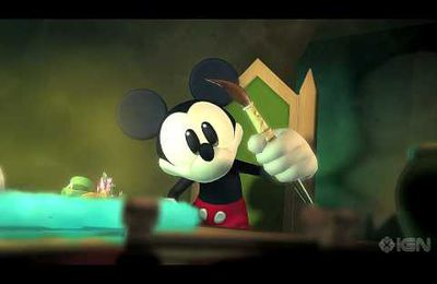 Epic Mickey - Trailer