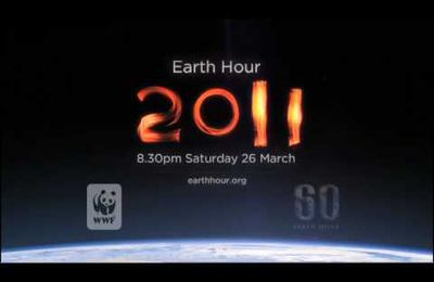 Earth hour 26 mars 2011
