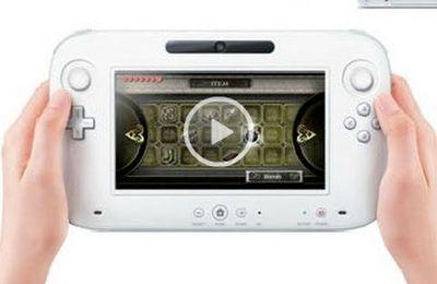 Wii U : Une télécommande qui a du tact !
