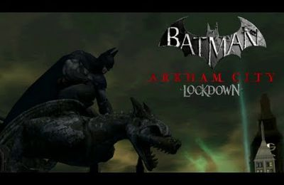 batman arkham city décliné en version pomme!