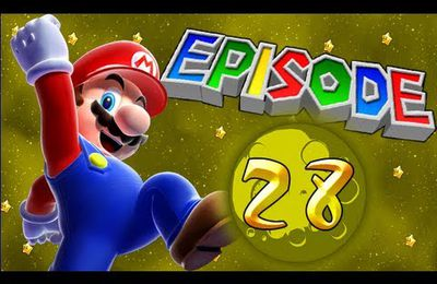 [WT] Super Mario Galaxy #28