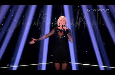 [Vidéo] Live Eurovision 2014 : Sanna Nielsen - Undo (Sweden)