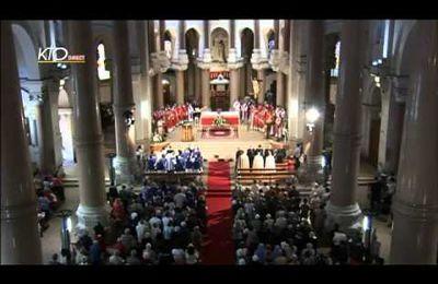Messe du Sacré-Coeur - 7 juin 2013 - Marseille