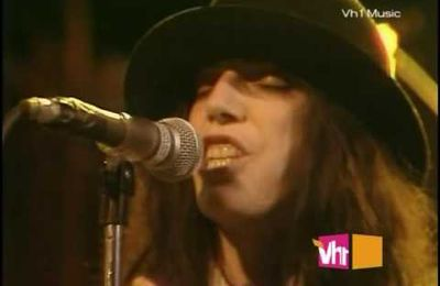 Patti Smith Because The Night LIVE (OGWT 1978)