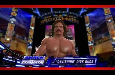 "[ WWE 2K14 ] Entrée et Finisher de ""Ravishing"" Rick Rude"