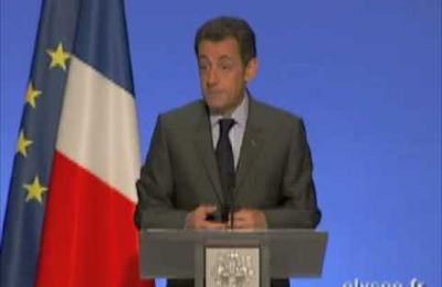 Sarkozy / Obama : 2 visions de la science