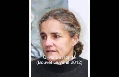 Olivia La Hondé - Bouvet Guyane