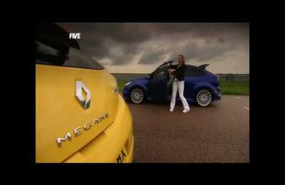 Fifth Gear - Focus Rs vs Megane 250 vs Scirocco R