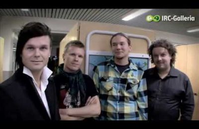 The Rasmus - Your Forgiveness (Official Video)
