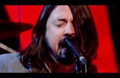Foo Fighters - The Pretender (Live at Jools Holland)