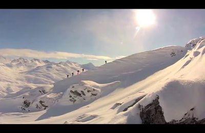 video de ski