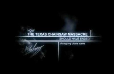 How the texas chainsaw massacre should have ended vostfr