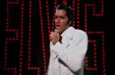 Elvis Presley - If I Can Dream Live + Remix