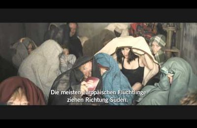 Flucht als Menschenrecht: Amnesty Petition