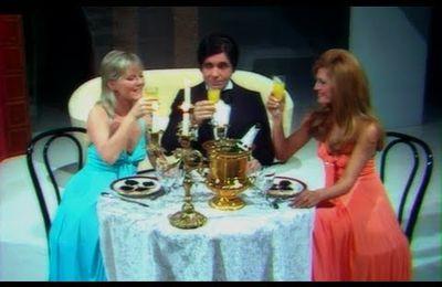 """""""Les Choses de l'Amour"""" - Dalida en duo avec Petula Clark (1972)"""