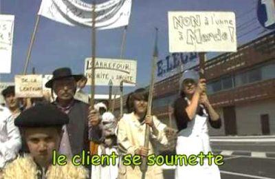 Au bonheur des dames - Didier Tousis - Vidéo et paroles