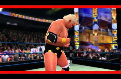 "[ WWE 2K14 ] Entrée et Finisher de ""The American Dream"" Dusty Rhodes"